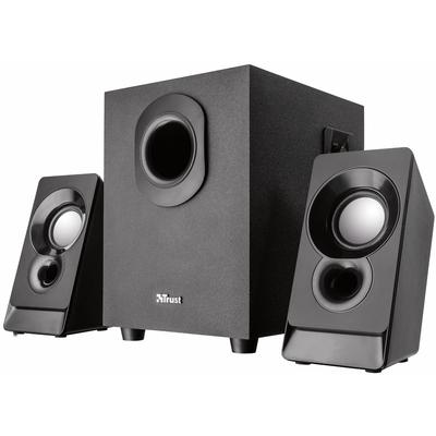 TRUST Argo 2.1 Subwoofer Speaker Set  Default image