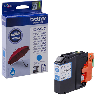 BROTHER LC-225XLC  Default image