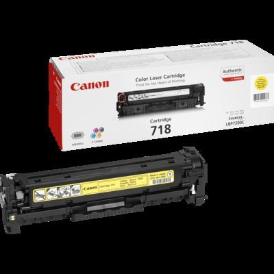 CANON 718 Y  Default image
