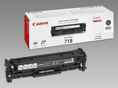 CANON 718 BK  Default image