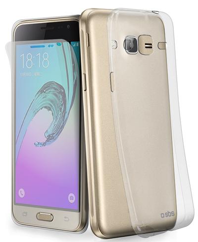 SBS ACCESSORI TELEFONICI TEAEROSAJ3T Aero Extraslim per Samsung Galaxy J3  Default image