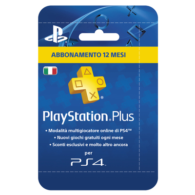 SONY ENTERTAINMENT PlayStation Plus Card Hang 365 Days  Default image