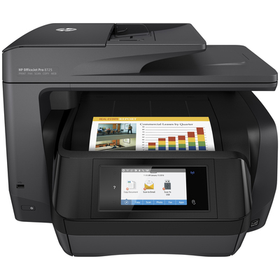 HP OfficeJet Pro 8725 All-in-One  Default image