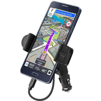 """SBS ACCESSORI TELEFONICI Supporto da auto Smartphone 5.5""""  Default image"""