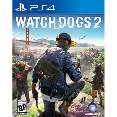 UBI SOFT Watch Dogs 2  Default image