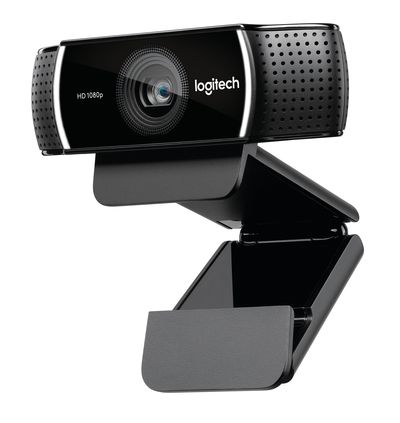 LOGITECH WEBCAM C922 PRO STEAM  Default image