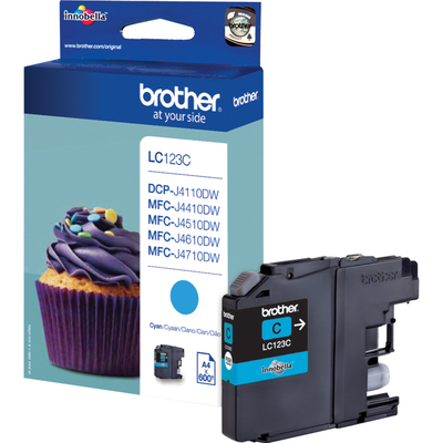 BROTHER LC-123C  Default image