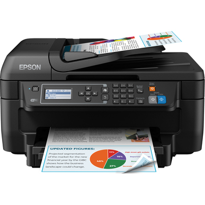 EPSON WorkForce WF-2750DWF  Default image