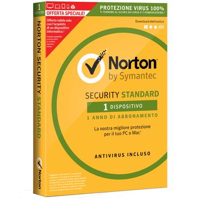 SYMANTEC Norton Security Standard - Offerta Speciale  Default image