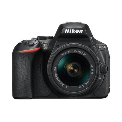 NIKON D5600 + 18/55 VR AF-P  Default image