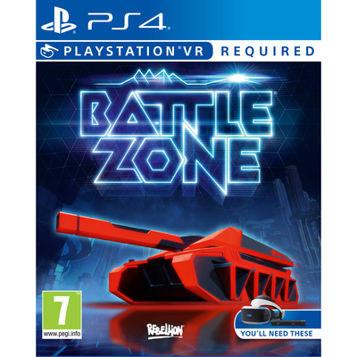 SONY ENTERTAINMENT Battlezone  Default image