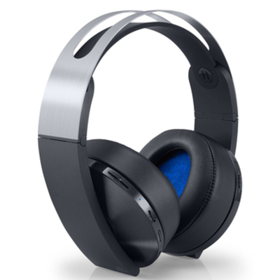 SONY ENTERTAINMENT Platinum Wireless Headset  Default image