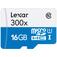 LEXAR HIGH-PERFORMANCE 300X MICROSDHC UHS-I 16GB  Default thumbnail