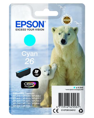 EPSON C13T26124022  Default image