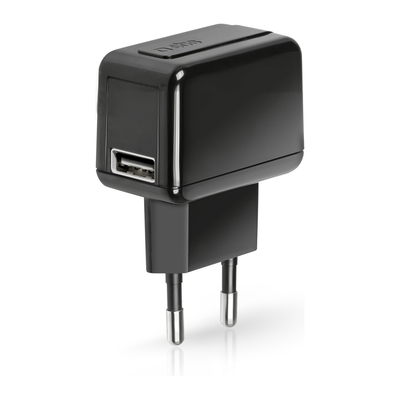 SBS Travel charger with USB Port  Default image