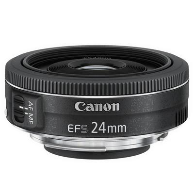 CANON EF-S 24mm f/2.8 STM  Default image