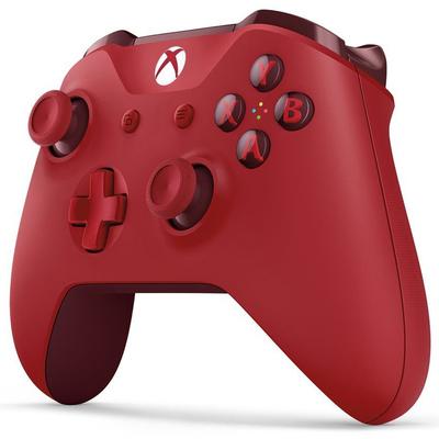 MICROSOFT Controller wireless per Xbox - Rosso  Default image