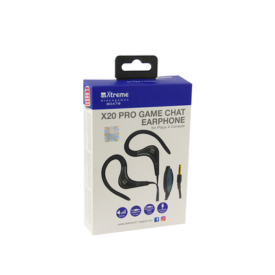 XTREME 90479 - Auricolari Con Microfono per PS4  Default image