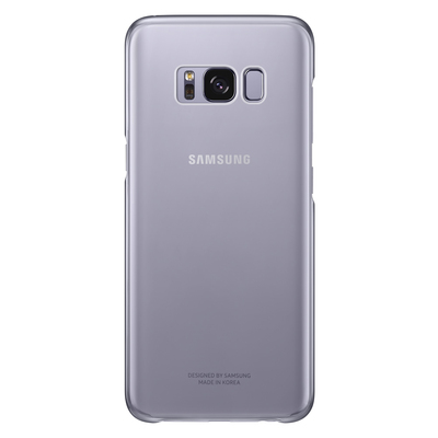 SAMSUNG Galaxy S8 Clear Cover  Default image