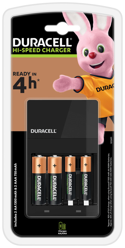 DURACELL DURACELL CHARGER CEF 14 (  Default image