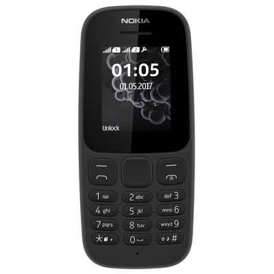 NOKIA 105 (2017) DUAL SIM  Default image