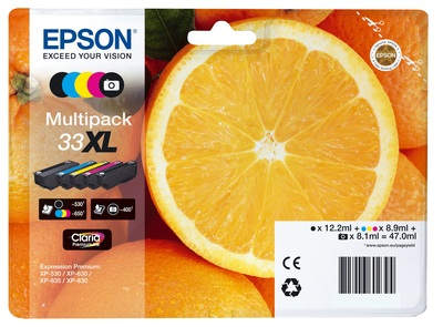 EPSON C13T33574021  Default image
