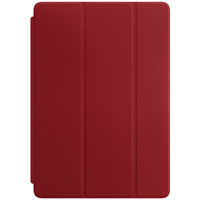 APPLE Leather Smart Cover for 10.5-inch iPad Pro - Red  Default image