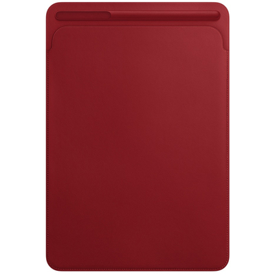APPLE Leather Sleeve for 10.5-inch iPadPro - Red  Default image
