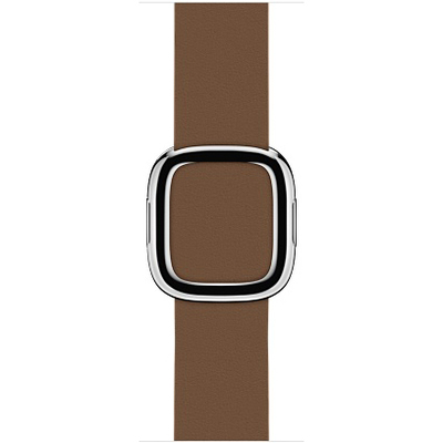 APPLE 38mm Brown Modern Buckle - Medium  Default image