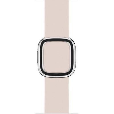APPLE 38mm Pink Modern Buckle - Small  Default image