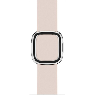 APPLE 38mm Pink Modern Buckle - Large  Default image