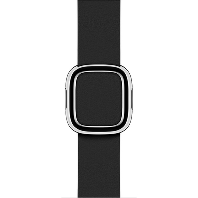 APPLE 38mm Black Modern Buckle - Medium  Default image