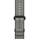 APPLE 38mm Black Check Woven Nylon  Default thumbnail