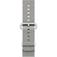 APPLE 38mm White Check Woven Nylon  Default thumbnail