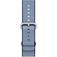 APPLE 38mm Midnight Blue Check Woven Nylon  Default thumbnail