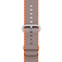 APPLE 38mm Spicy Orange Check Woven Nylon  Default thumbnail