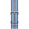 APPLE 38mm Midnight Blue Stripe Woven Nylon  Default thumbnail