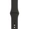 APPLE 38mm Gray Sport Band - S/M & M/L  Default thumbnail