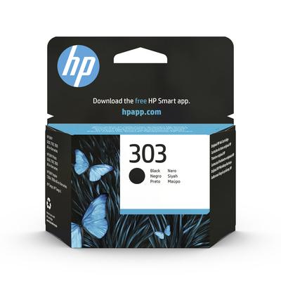 HP CARTUCCIA HP 303, BK  Default image