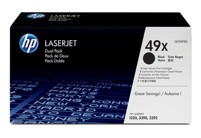 HP COMBO TONER NERO HP 49X  Default image