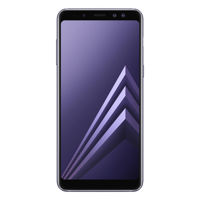 SAMSUNG Galaxy A8 Dual SIM - Orchid Gray  Default image