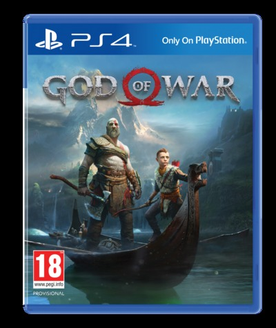 SONY ENTERTAINMENT GOD OF WAR  Default image