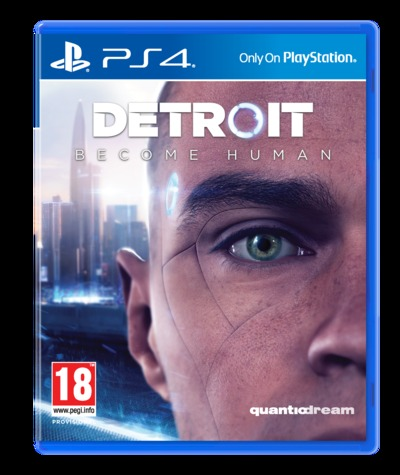 SonyPlaystation DETROIT: BECOME HUMAN/ITA  Default image