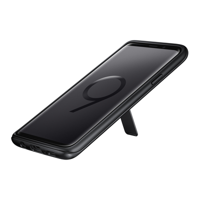 SAMSUNG PROTECTIVE STANDING COVER BLACK GALAXY S9+  Default image