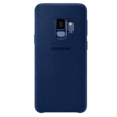 SAMSUNG ALCANTARA COVER BLUE GALAXY S9  Default image