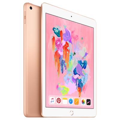 APPLE iPad Wi-Fi + Cellular 32GB - Gold / MRM02TY/A  Default image