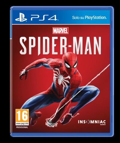 SONY ENTERTAINMENT MARVELS SPIDER-MAN  Default image