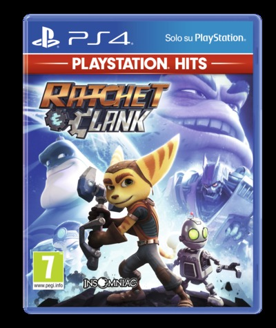SONY ENTERTAINMENT RATCHET & CLANK (PS4)/HITS/ITA  Default image