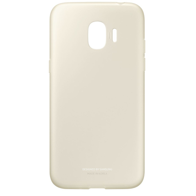 SAMSUNG JELLY COVER GOLD GALAXY J2 (2018)  Default image