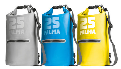 TRUST PALMA WTRPRF BAG 25L YEL  Default image